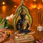 Antique Buddha Figurine