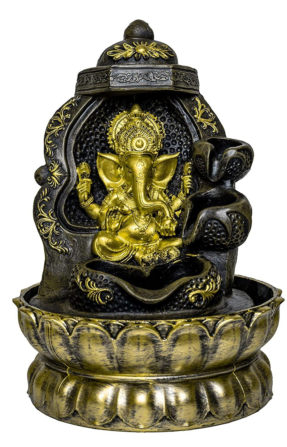 Ganesha Water Fountain - Craftemporio