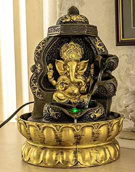 Ganesha Water Fountain