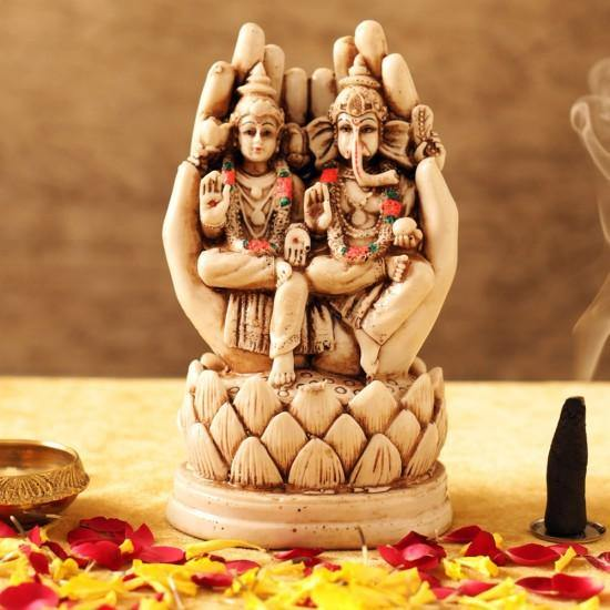 Ganesh Laxmi Idols for Home Décor