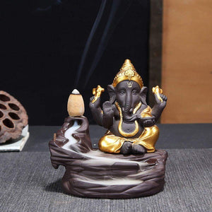 Lord Ganesha Son of Parvati statue