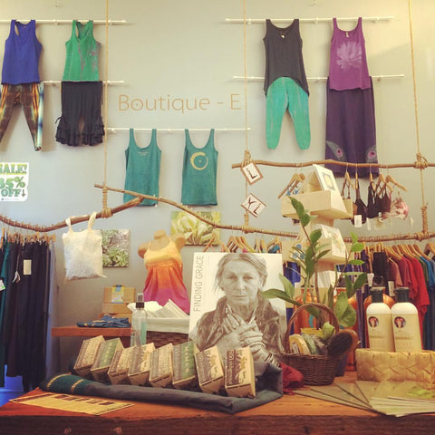 Boutique - E store at Still and Moving Center, Honolulu, Hawaii