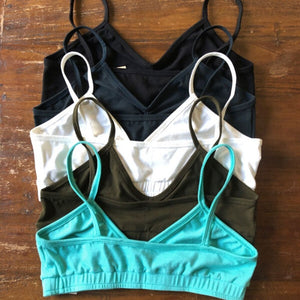 [Queen of Hearts] Bra & Bra Tops: yoga bra