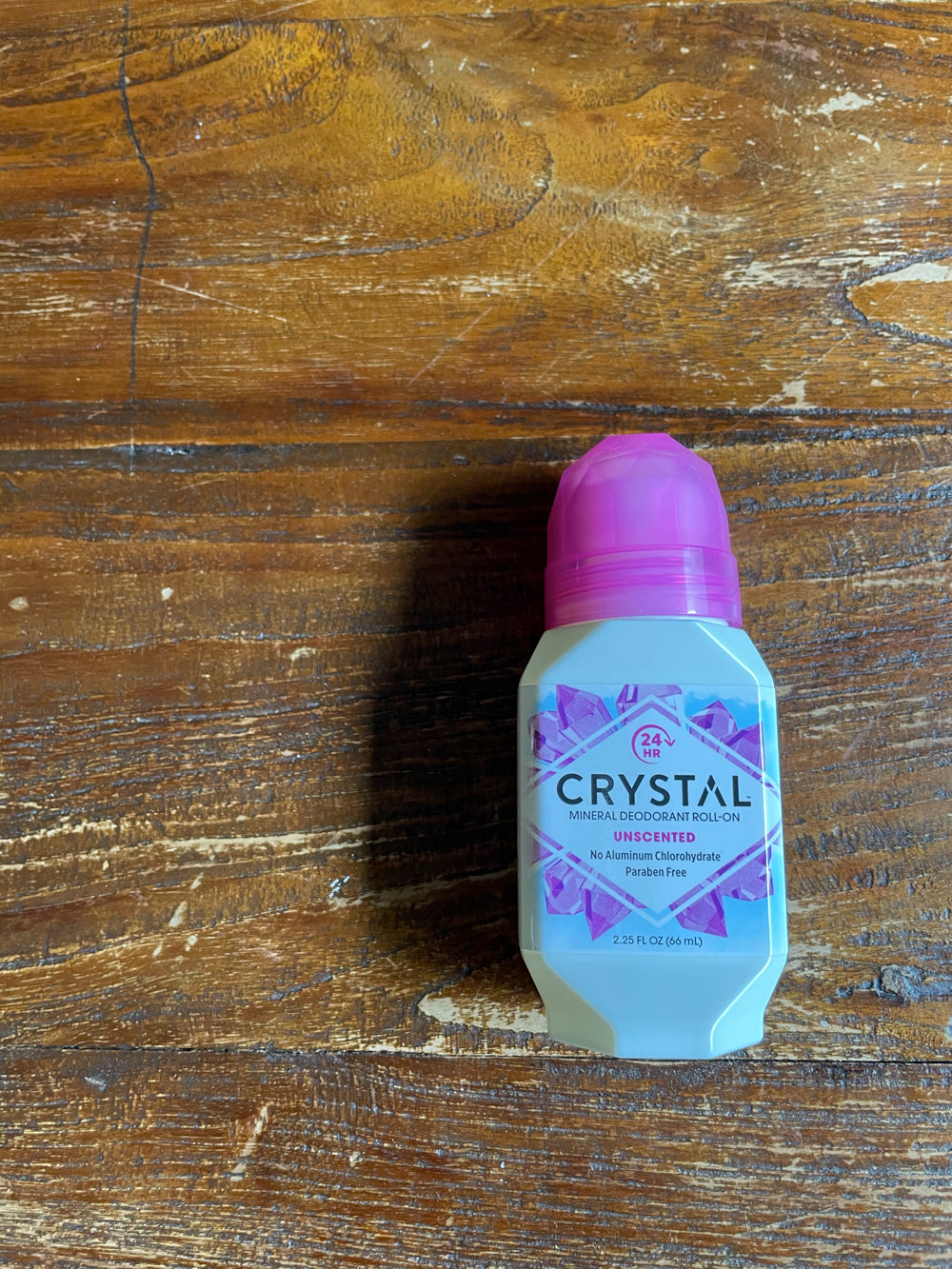 [Template Yoga SIte] Others: Crystal Deodorant