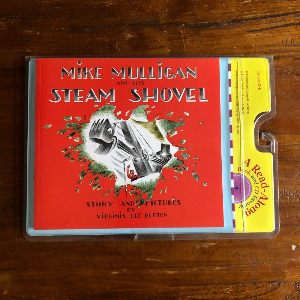 [BOOKS] Mike Mulligan And His Steam Shovel