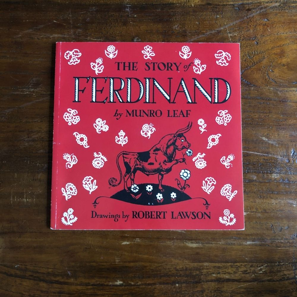 [BOOKS] The Story of Ferdinand
