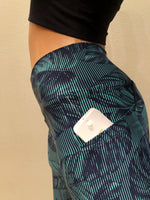 Load image into Gallery viewer, [Lilikoi Wear] Bottoms: Legging Cross-waistedband with Pockets