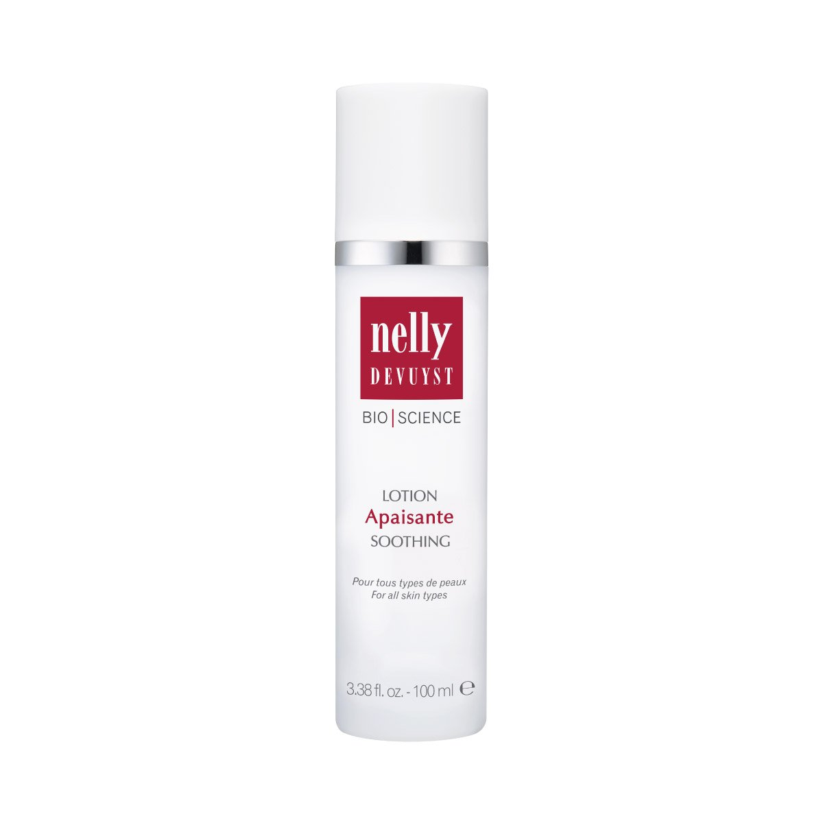 Lotion Apaisante Bioscience - Nelly Devuyst