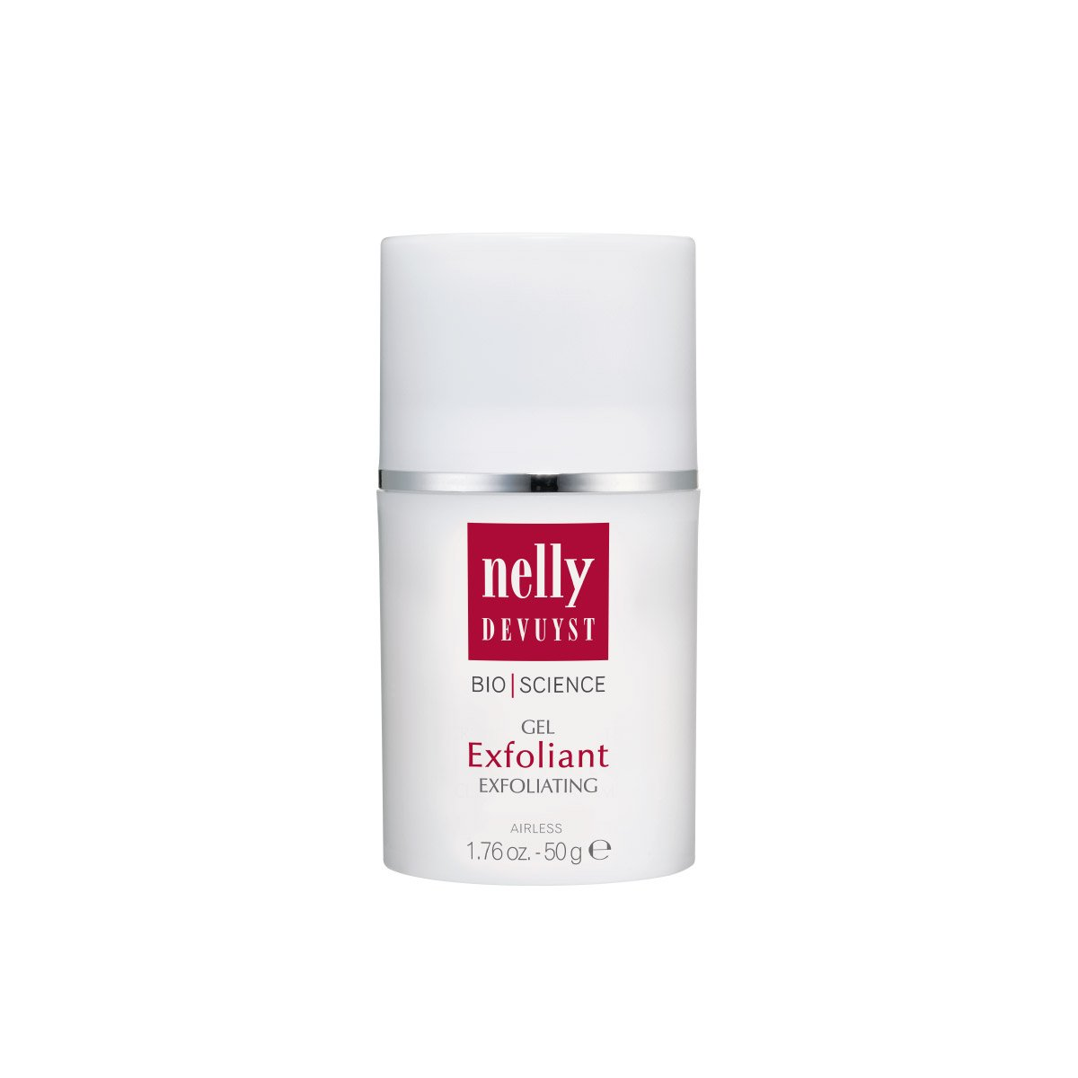 Gel Exfoliant Peaux Sensibles Bioscience - Nelly Devuyst