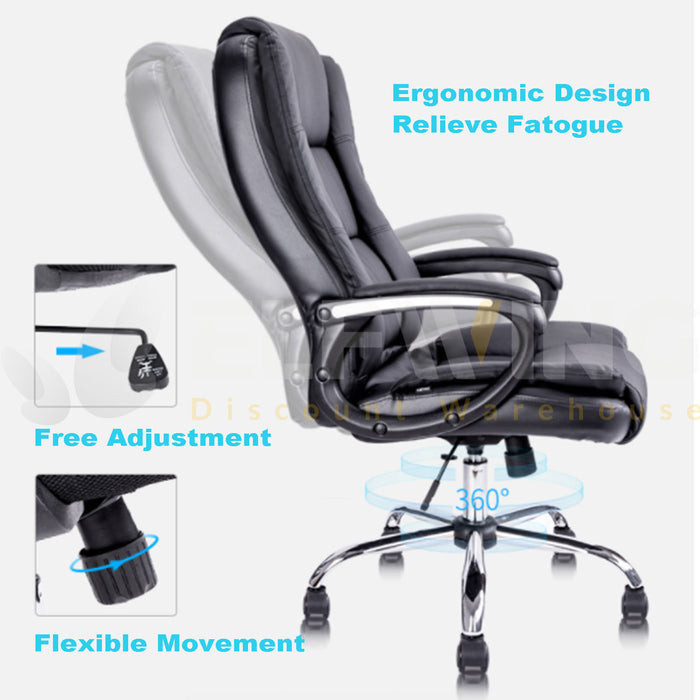 Executive Reclining Office Chair