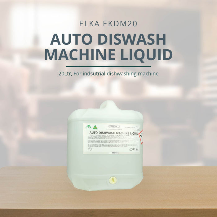 Dishwashing Detergent and Rinse Aid 5L / 20L