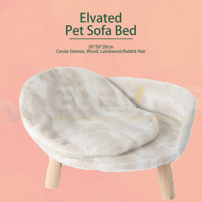 Elvated Pet Sofa Bed