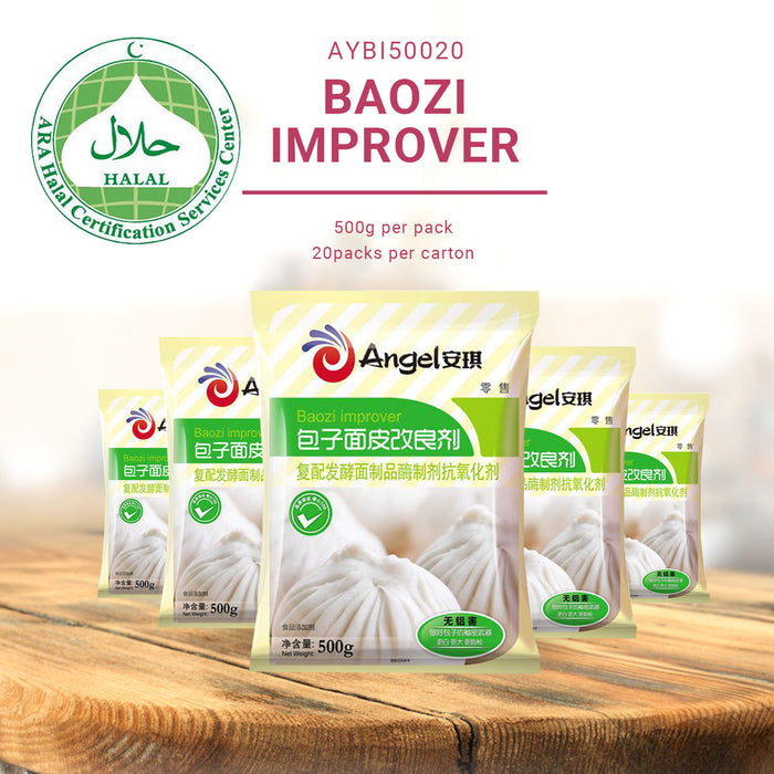 HALAL Angel Baozi Improver 500g