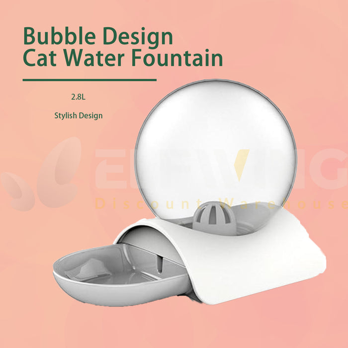 Bubble Water Fountain