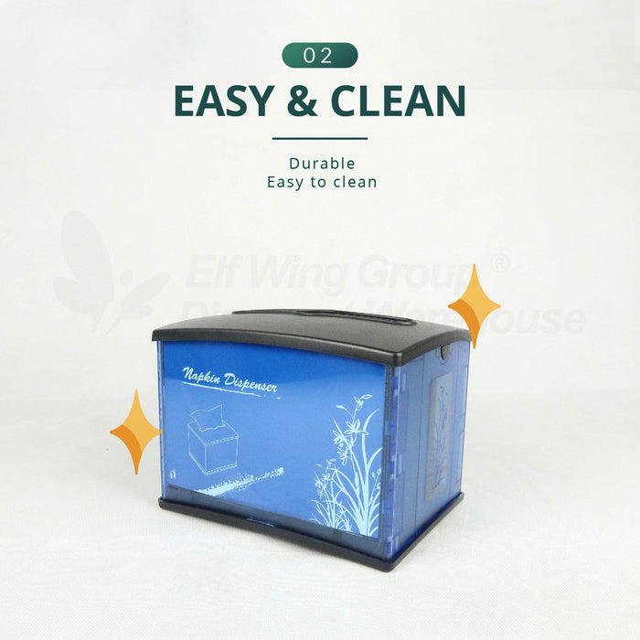 A&C Gentility 0600 Napkin Dispenser, Fit for AC6000W/ AC6000B