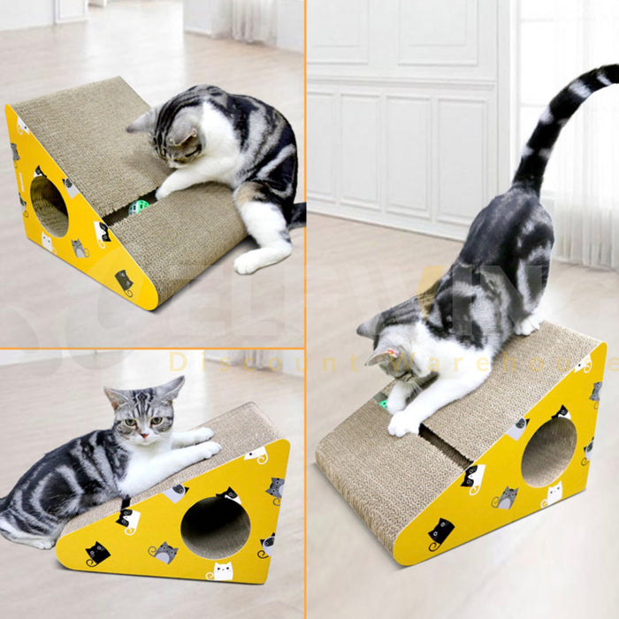 Bell Cat Scratcher Post