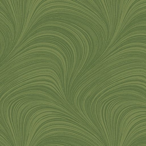 Wave Texture - Basil Green - from Benartex