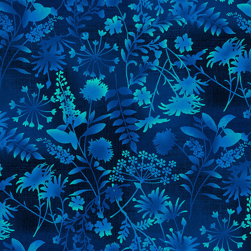 Studio e - Woodland Wonders - Wildflower Toss in Navy