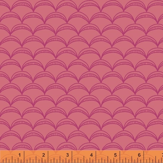 Good Vibes Only - Pink on Pink - from Windham Fabrics
