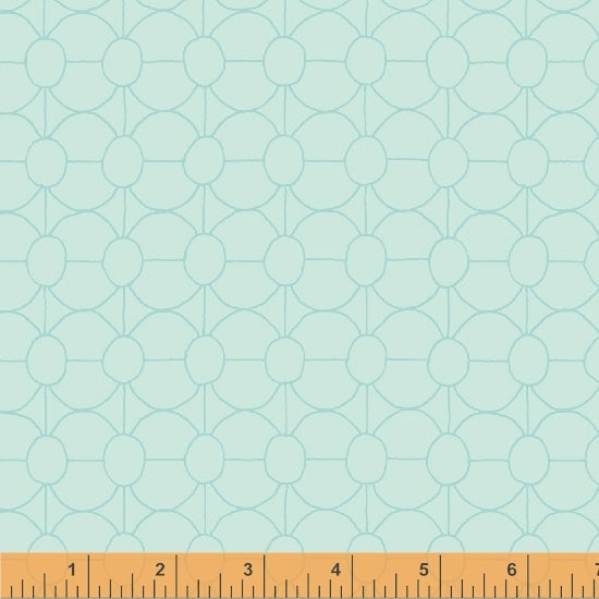 Good Vibes Only - Light Teal Blender -from Windham Fabrics