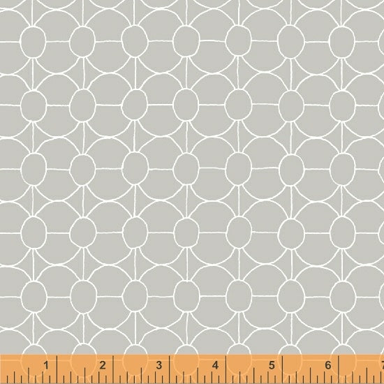Good Vibes Only - Gray Tone on Tone - from Windham Fabrics