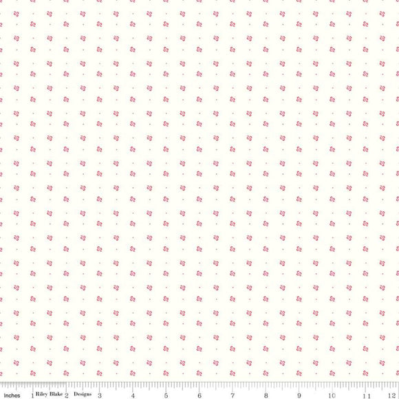 Bee Backgrounds - CloverTea Rose -Lori Holt, Bee In My Bonnett - Riley Blake Designs