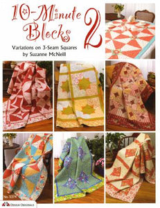 10-Minute Blocks 2, Suzanne McNeill