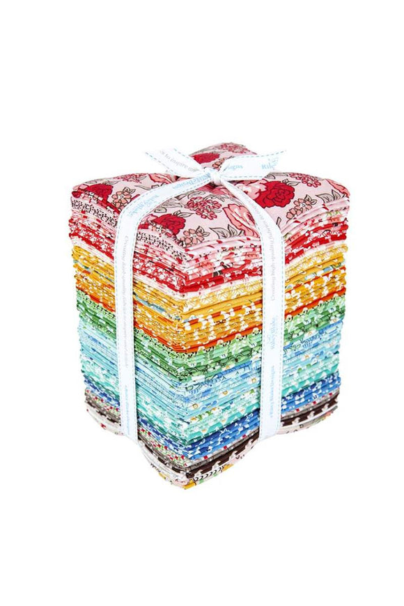 Lori Holt - Flea Market - Fat Quarter Bundle from Riley Blake
