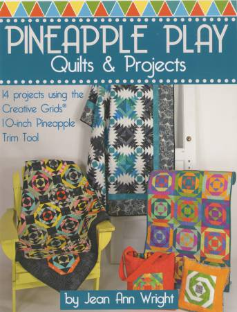Pineapple Play, Jean Ann Wright, Landauer Publishing