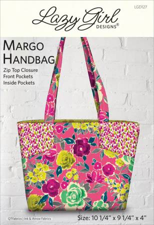 Margo Handbag, Lazy Girl Designs