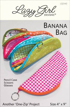 Banana Bag, Lazy Girl Designs