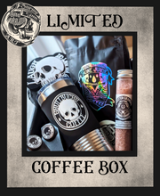 Load image into Gallery viewer, Skelefriend Coffee Lovers Box