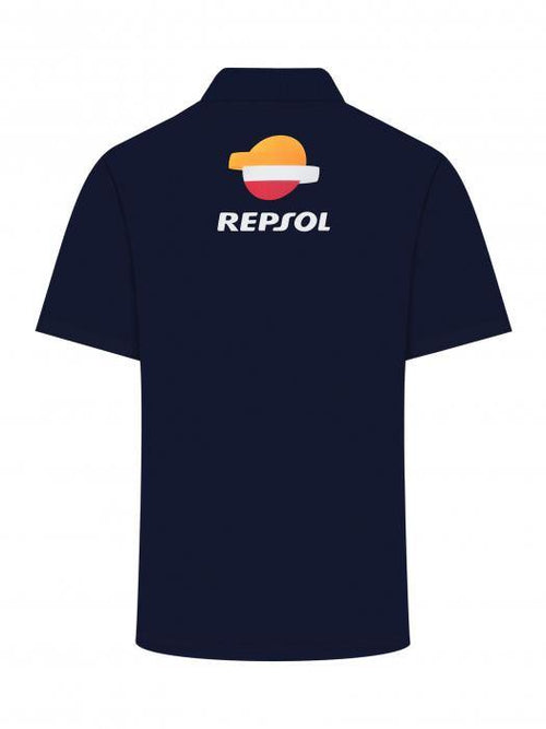 MARC DUAL REPSOL MEN'S POLO T-SHIRT - Virtus 70° Motoworks