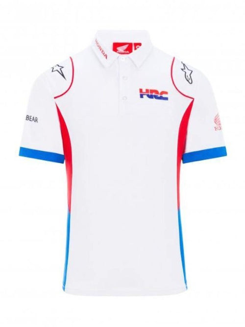 HONDA REPSOL REPLICA TEAMWEAR MEN'S T-SHIRT - Virtus 70° Motoworks