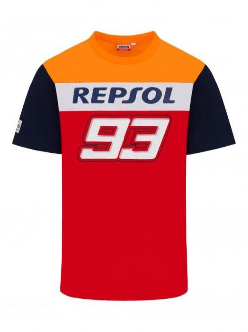 MARC DUAL REPSOL MEN'S T-SHIRT - Virtus 70° Motoworks