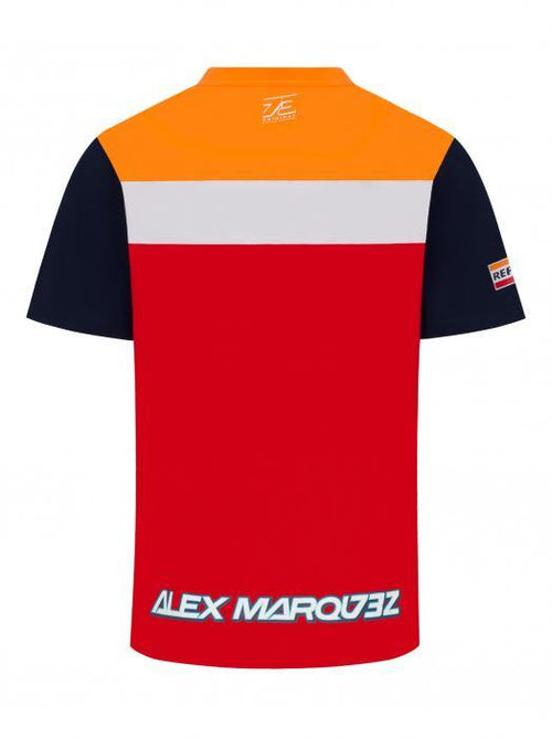 ALEX DUAL REPSOL MEN'S T-SHIRT - Virtus 70° Motoworks