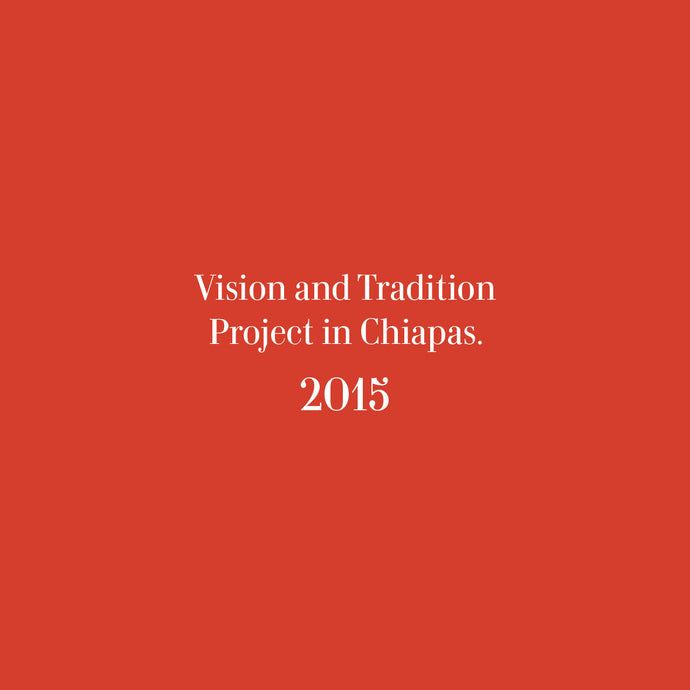 Vision and Tradition Project in Chiapas