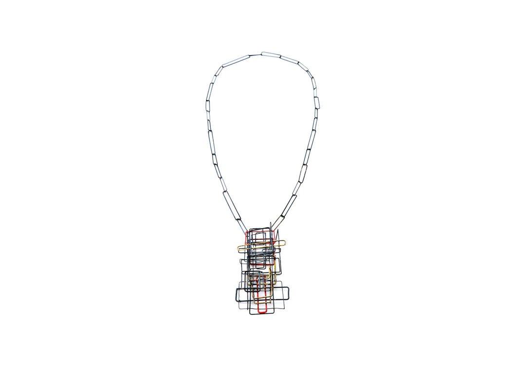 Scaffolding Necklace 2