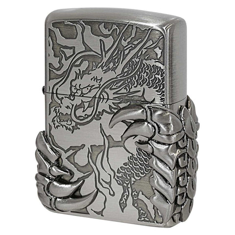 Zippo Custom Metal Dragon Lighter