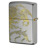 Zippo Custom Dragon Phoenix Lighter