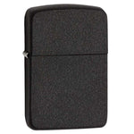 Zippo Black Crackle 1941 Replica Lighter