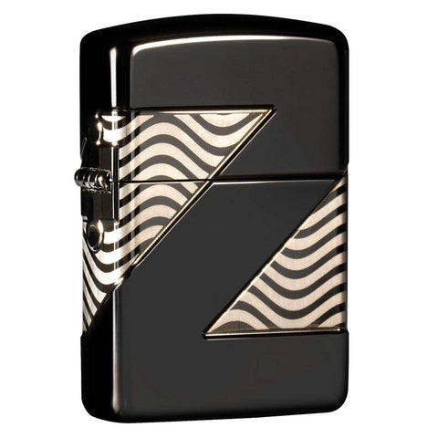 Zippo 2020 Armor Black Ice Limited Collectible