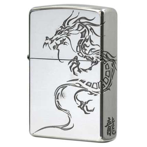Zippo Custom Dragon Lighter