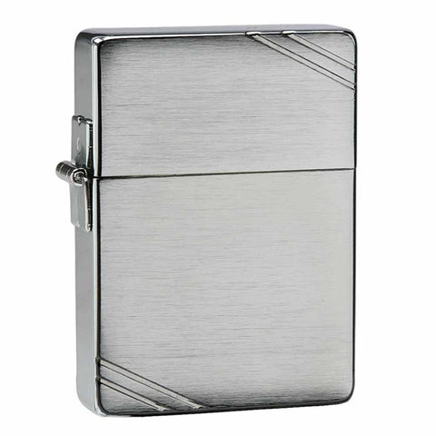 Zippo 1935 Replica with Slashes Lighter