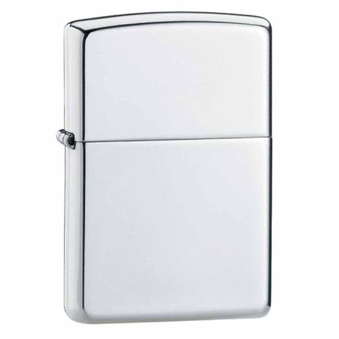 Zippo Sterling Silver Armor™ High Polish Lighter