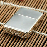 Zippo Sterling Silver High Polish Lighter