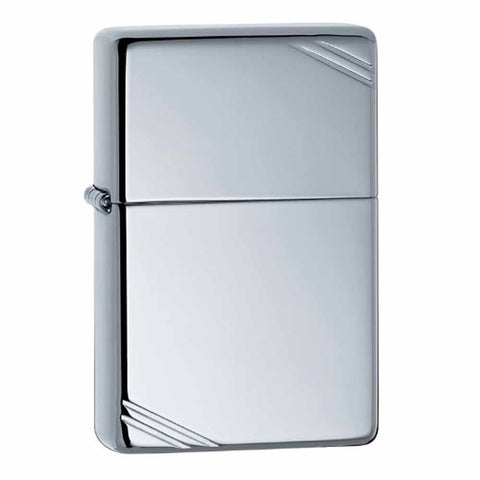 Zippo 1937 Replica High Polish Chrome Lighter