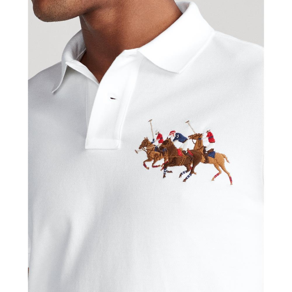 Polo Ralph Lauren Triple Pony Polo Shirt