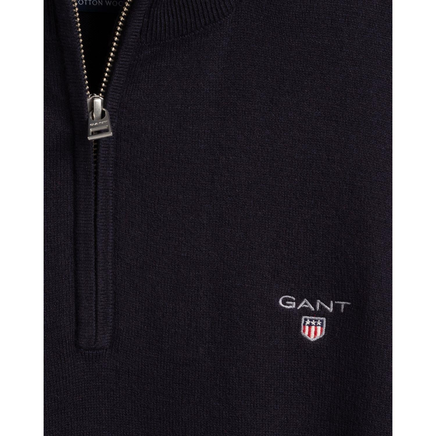 Gant Cotton Wool Halz Zip