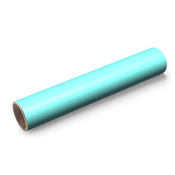 206 Breakfast Blue Lumina Series 4200 Ultra-High Gloss Craft Vinyl Film - in roll form